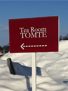 Tea Room TOMTE